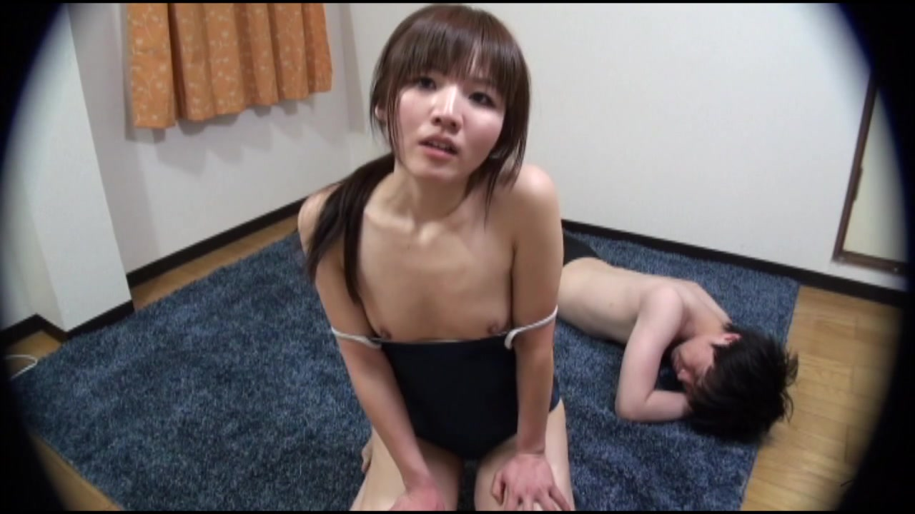 Asian Couples Filming Their Wild Sexy Fight - Scene 6