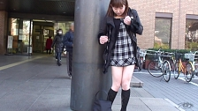 Dirty Asian Hotties Are Leaking In Public - Scene 7