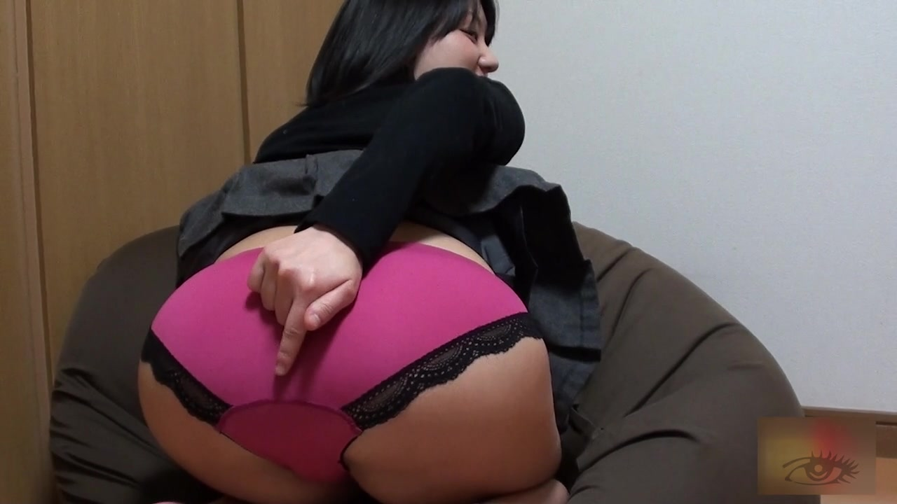 Amazing Asian Hotties Showing Off Their Butts - Scene 12