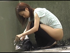 She Shows Us Her Crotch - Scene 8