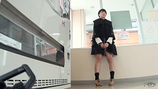 Peeing And Touching In Public Makes Them Very Horny - Scene 6