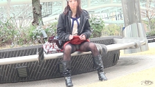 Peeing And Touching In Public Makes Them Very Horny - Scene 7