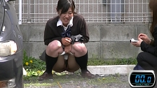 Urinating In My School Uniform - Scene 9