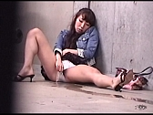 Pissing On The Public Place - Scene 2