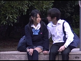 Asians Get Nasty Outdoors - Scene 4