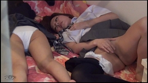 Jill Off Beside A Friend - Scene 5