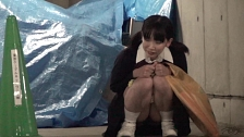 Urination Of Co-Eds In Tokyo - Scene 5