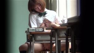 Onanism In The School - Scene 10