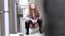 Public Peeing Spot - Scene 3