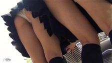 Amazing Amatuer Beauties Flash Wet Panties - Scene 4