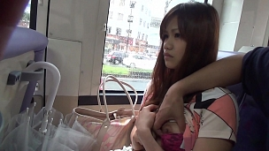 Sex Crazed Jerk Off In Public - Scene 4