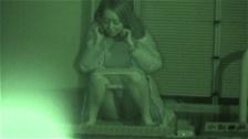 Late Night Peeing - Scene 3