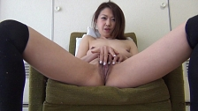 Hot Asian Hotties Playing With Their Soaked Twats - Scene 3