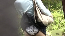 Cute Amateurs Flash Us In Public - Scene 2