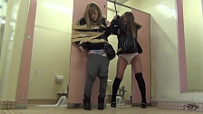 Bound In A Bathroom - Scene 6