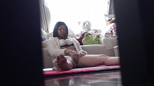 Horny Asian Bitches Touch Themselves And Play With Toys - Scene 8