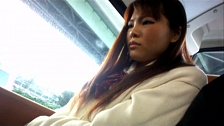 Asian Whores Love To Be Touched In Public Transportation - Scene 1