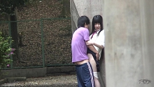 Hot And Spicy Public Sex - Scene 9