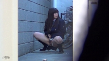 Spraying Piss In Public - Scene 7