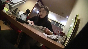 Asian Women Are Farting In Public - Scene 7